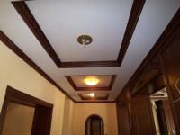 Багеты в интерьере — максимально творческое оформление потолка + фото
