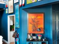Бирюзовый цвет в интерьере — привносим яркость свежими идеями (80 фото + видео)