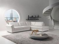 Диван белого цвета в интерьере — всегда великолепный элемент интерьера + фото