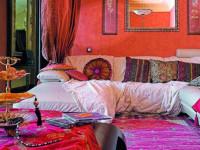 Дизайн интерьера в арабском стиле — особая мебель и роскошь украшений + 85 фото