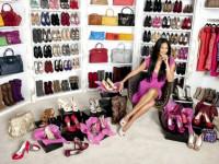 Интерьер гардеробной — секреты отделки, вентиляции и освещения + фото