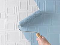 Как покрасить обои под покраску — главный шаг перед качественной работой (93 фото)