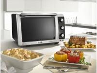 Как выбрать мини-печь — определяемся со стильными помощниками на кухне (73 фото + видео)