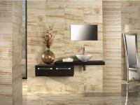 Керамогранит для стен — самое оптимальное покрытие из всех современных материалов + фото
