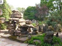 Композиции из камней для сада — Красивый ландшафт в современном исполнении +87 фото