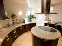 Кухонные столешницы — все что нужно знать при выборе + 90 фото