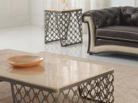 Металлическая мебель в интерьере — аккуратное внедрение в современный интерьер (69 фото + видео)