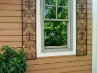 Рольставни на окна: современное преображение оконных проемов + 84 фото