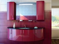 Цветные тумбы для ванной комнаты — 79 фото создания абсолютно нового вида