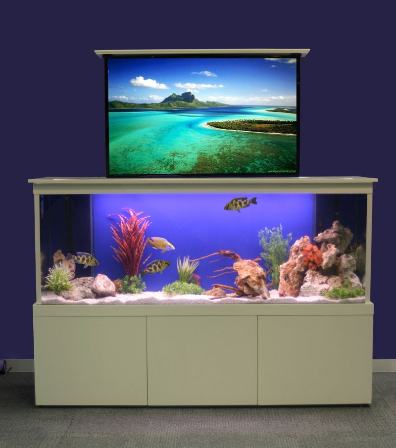 Akvariumyi v interere 30
