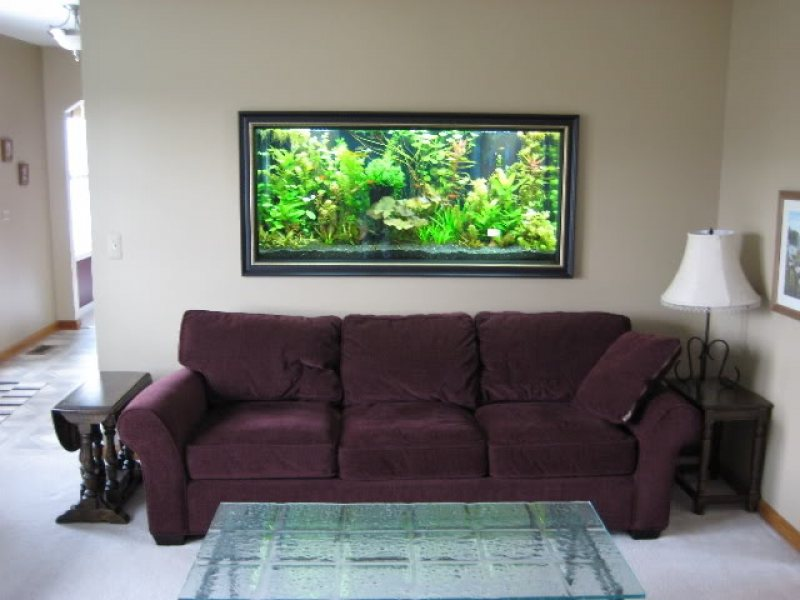 Akvariumyi v interere 33