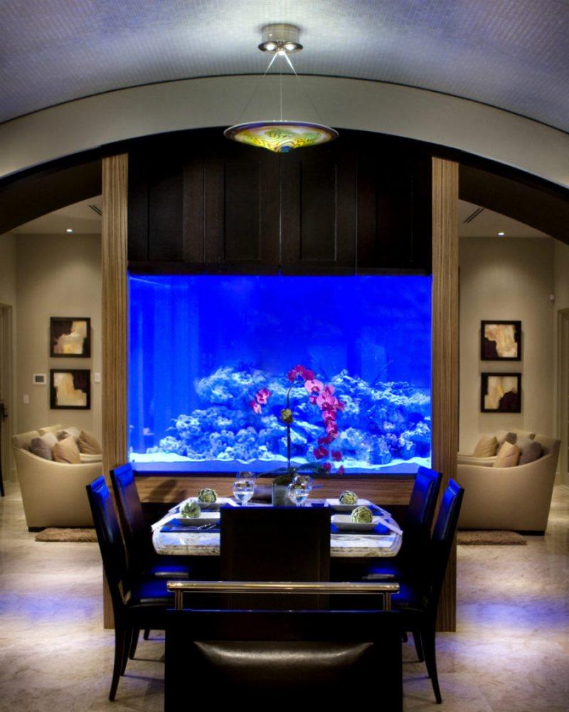 Akvariumyi v interere 49