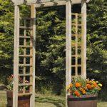 Arch in the garden 11