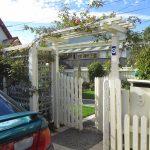 Arch in the garden 12
