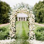 Arch in the garden 17