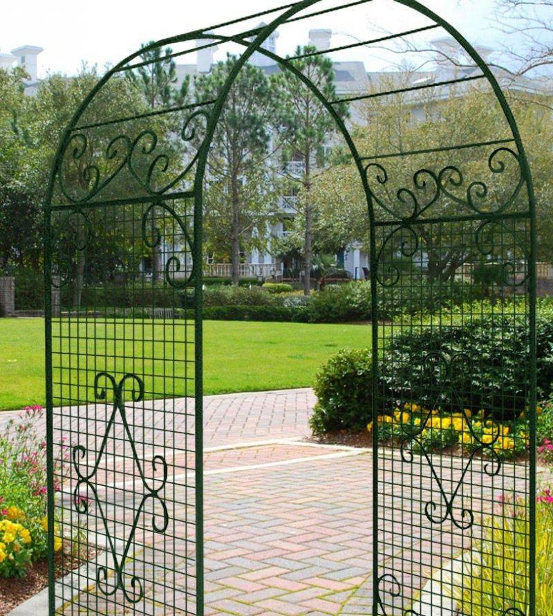 Arch in the garden 20