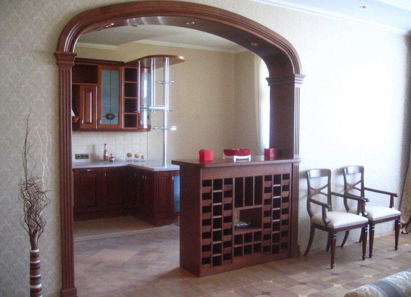 Arki v interere 105