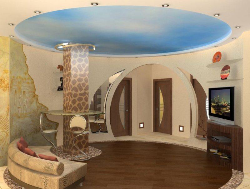 Arki v interere 62