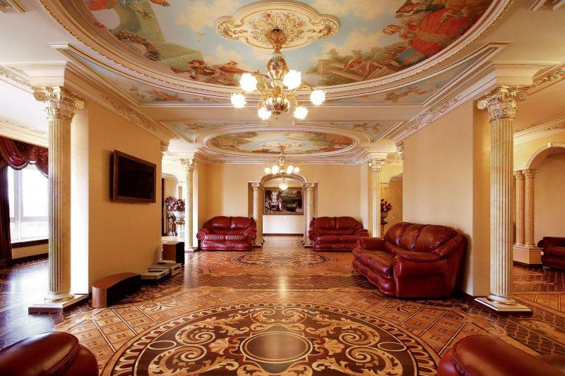 Bogatyiy interer 18