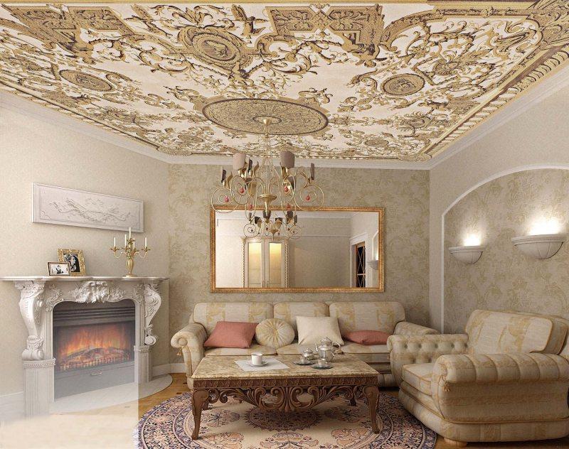 Bogatyiy interer 45