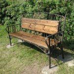 Garden benches 1 1