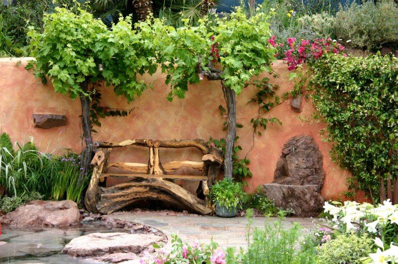 Garden benches 103