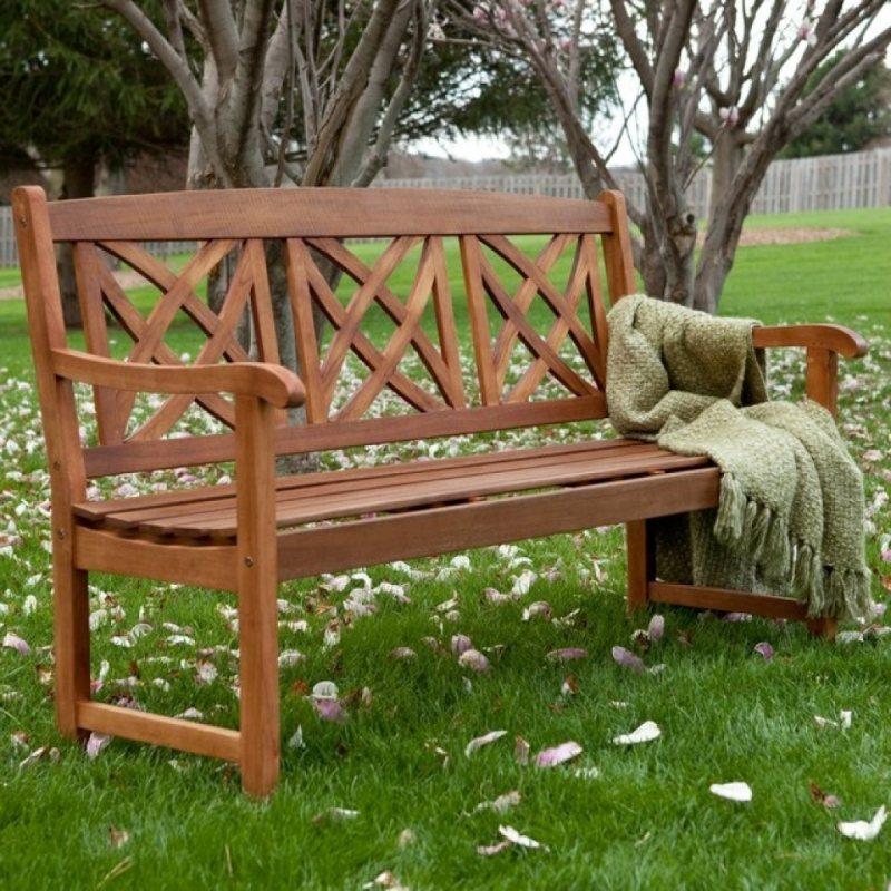 Garden benches 105