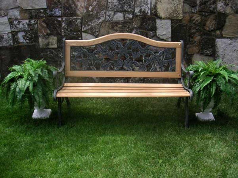 Garden benches 107
