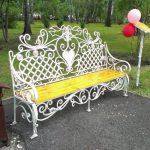 Garden benches 2 2