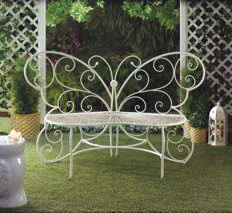 Garden benches 23