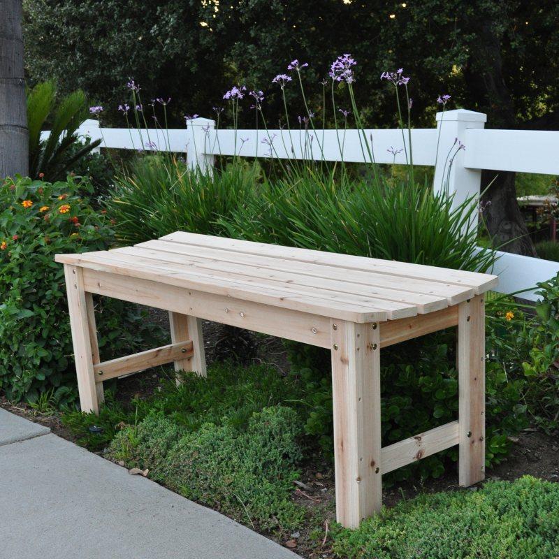 Garden benches 25