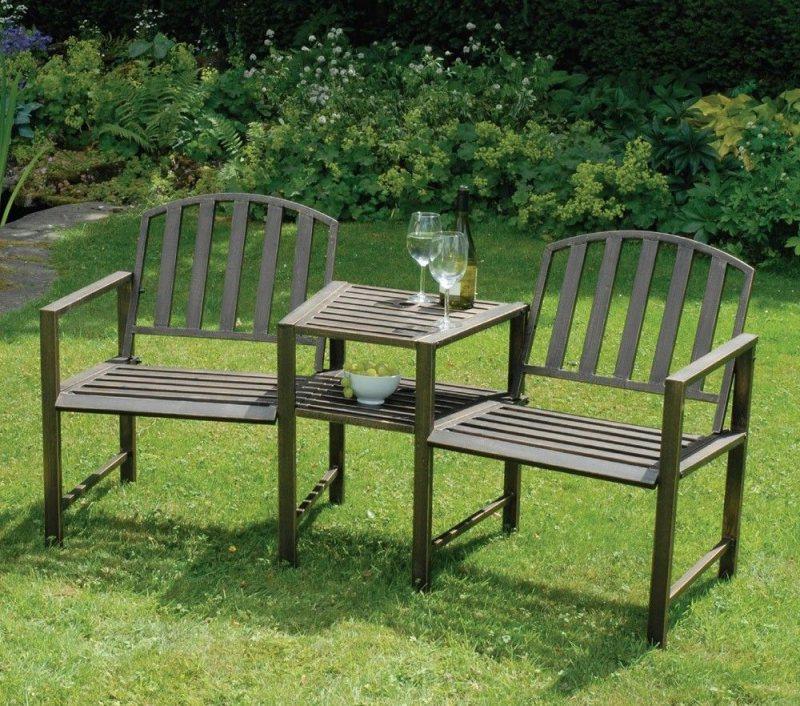 Garden benches 26