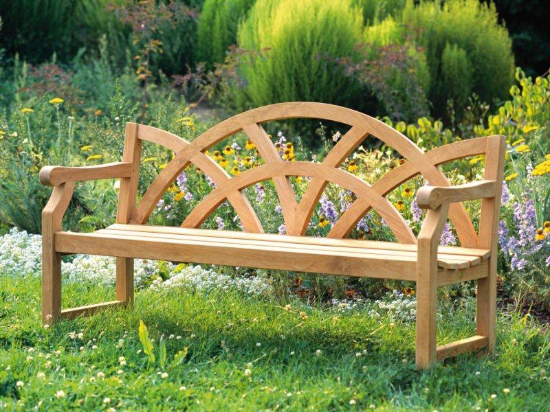 Garden benches 3