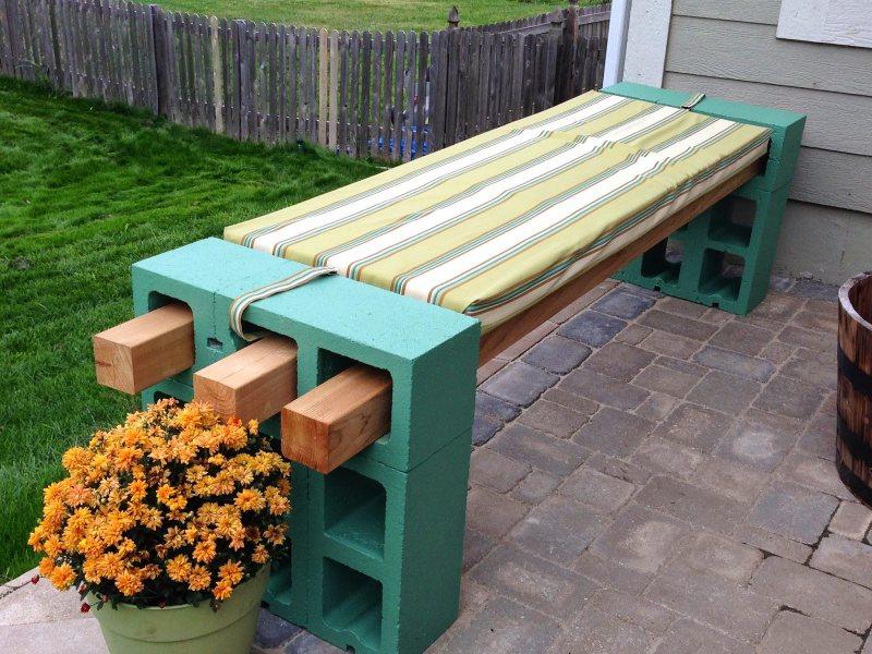 Garden benches 36