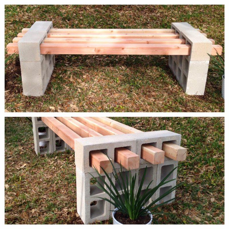 Garden benches 37