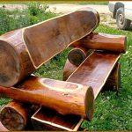Garden benches 4 1