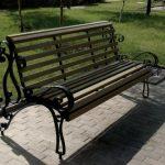 Garden benches 4 2