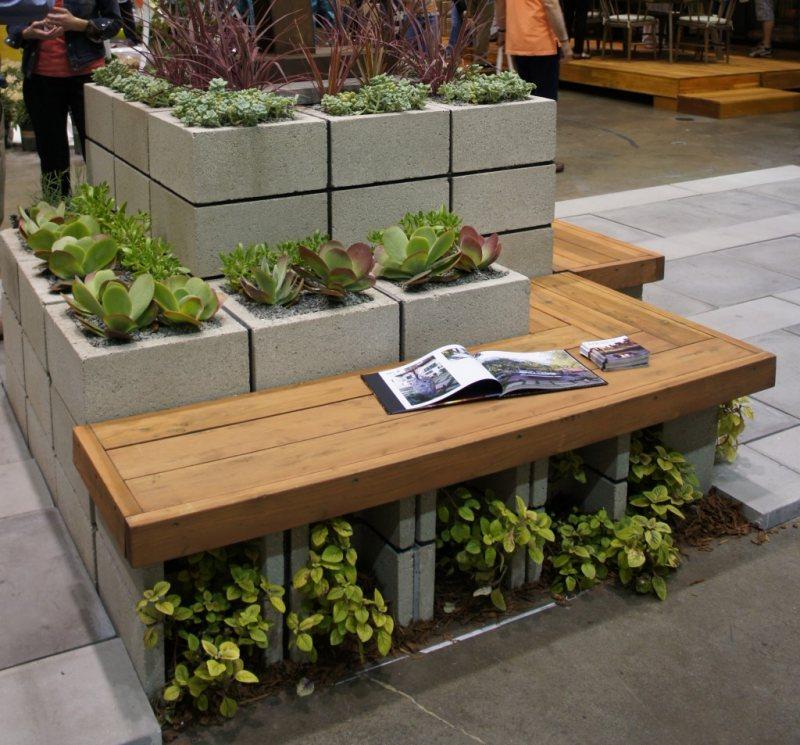 Garden benches 44