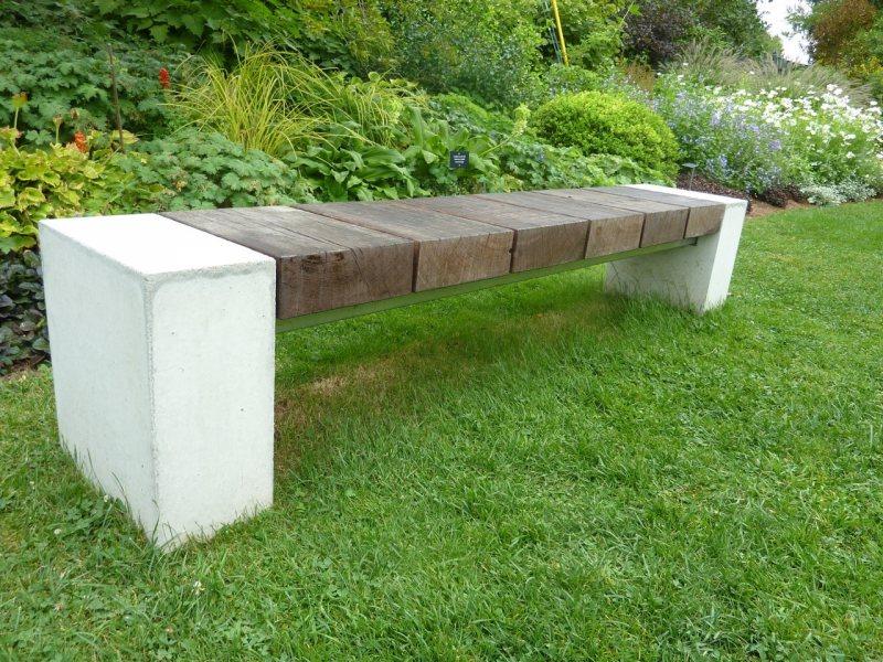 Garden benches 48