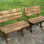 Garden benches 5 1