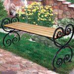 Garden benches 5 2