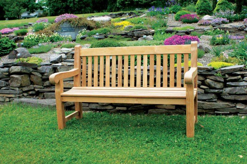 Garden benches 5 3