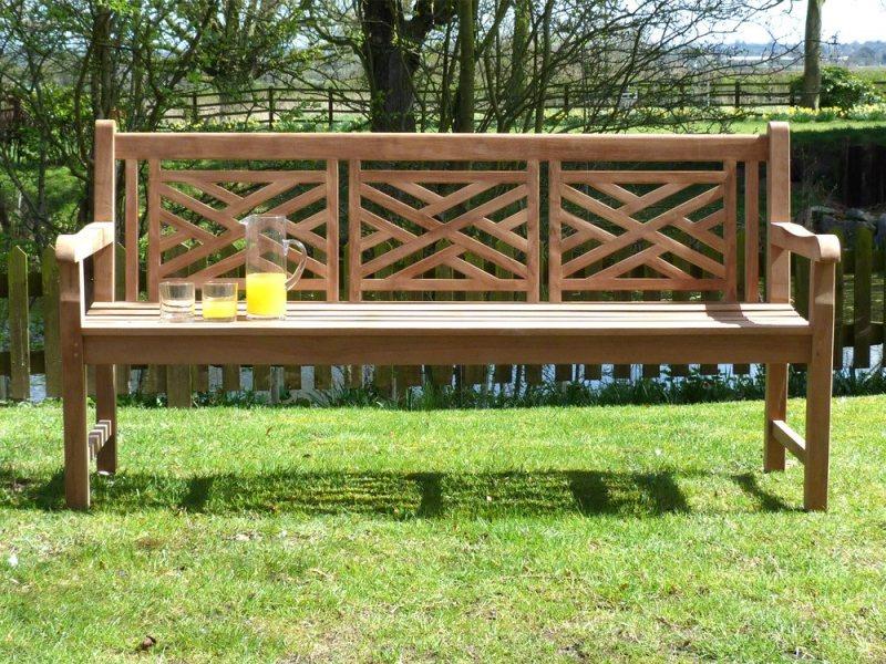 Garden benches 50