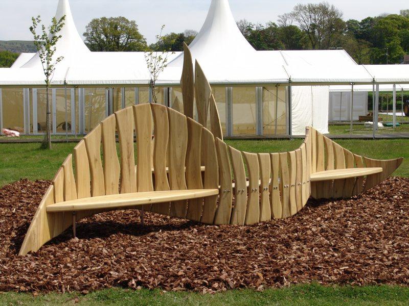 Garden benches 51