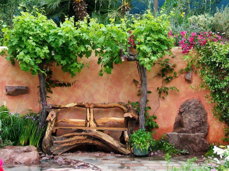 Garden benches 52