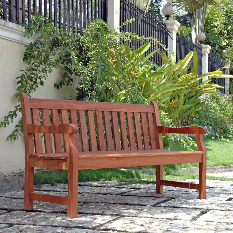 Garden benches 53