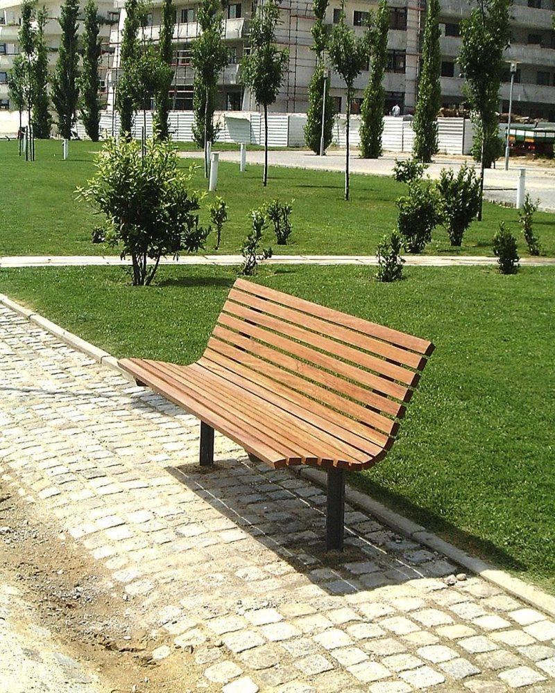 Garden benches 55