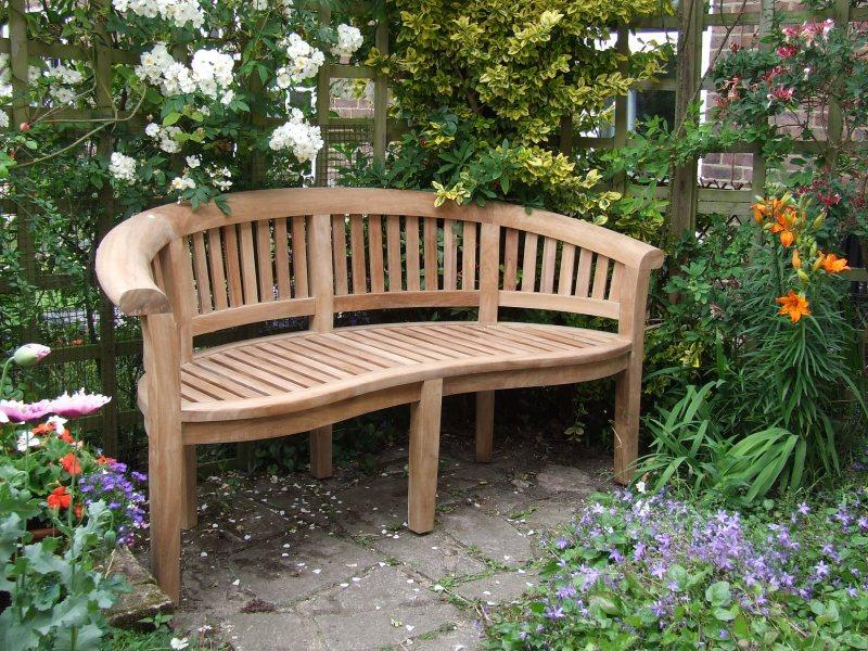 Garden benches 61