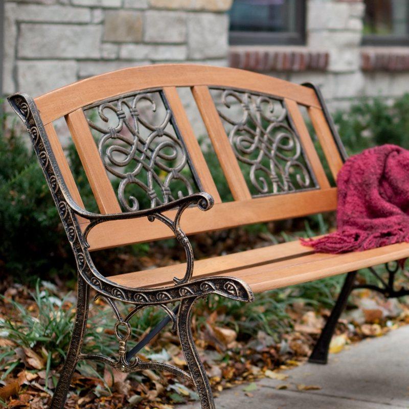 Garden benches 65
