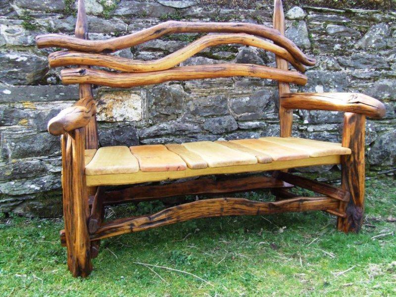 Garden benches 66